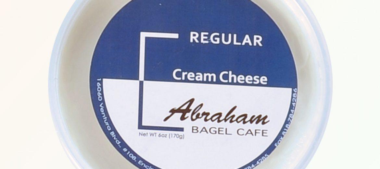 Cream Cheese Tub Plain